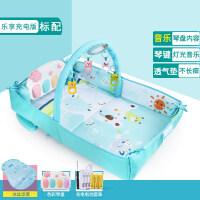 婴儿脚踏钢琴宝宝健身架器新生音乐游戏毯0-1岁3个月六男女孩