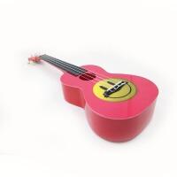(支持货到付款) vorson 彩印 尤克里里 乌克丽丽 ukulele 小四弦 夏威夷 23寸尤克里里 C型 小笑脸