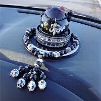 招财猫汽车仪表台摆件饰品保平安车内装饰男士礼物