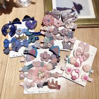 儿童婴儿宝宝发夹可爱女童小女孩发卡子头饰公主发饰夹子洋气