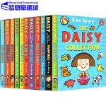 英文原版小说入门级 Kes Gray the Daisy series 鬼马精灵 daisy系列 Nick Sharr