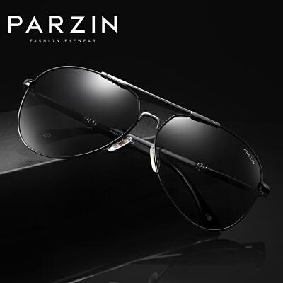 帕森太阳眼镜 男士板材偏光太阳镜 蛤蟆驾驶时尚墨镜满198减20;299减30。年终型潮,镜情享购!