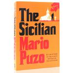英文原版 The Sicilian 教父三部曲 2西西里人 The Godfather 马里奥・普佐