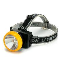雅格YG3599LED充电头灯夜行钓鱼照明电筒应急手电探照灯头戴