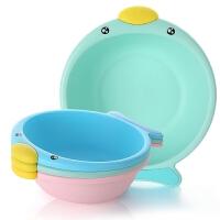 儿童面盆洗屁屁股婴儿用品2/3个装婴儿洗脸盆宝宝塑料小盆子