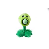 植物大战僵尸毛绒玩具 公仔玩偶布娃娃儿童生日礼物 30厘米