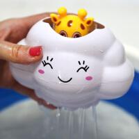 儿童戏水会游泳的玩具男孩女孩宝宝洗澡玩具婴儿