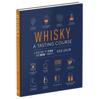 【预订】Whisky A Tasting Course 威士忌品酒课程 英文原版餐饮指南