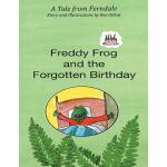 【预订】Freddy Frog and the Forgotten Birthday: A Tale from Fer