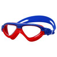 宝宝游泳装备儿童泳镜男童女童高清透明大框泳镜泳帽套装