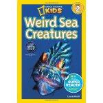 National Geographic Readers, Level 2:Weird Sea Creatures 美国《国家地理》杂志-儿童科普分级阅读,第2级:神奇海洋生物 ISBN9781426310478