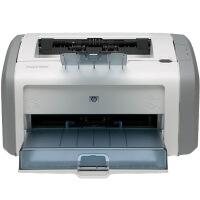 HP 惠普 LaserJet 1020plus黑白激光打印机 HP1020激光打印机 hp1020激光打印机 惠普1020黑白激光打印机 办公激光打印机
