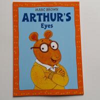 Arthur's Eyes亚瑟小子的眼睛 Arthur系列的故事有很多,讲述的都是Arthur在学校及家庭生活中发生的