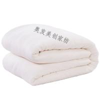 纯棉花被芯新疆棉絮床垫被冬被全棉单人加厚保暖10斤8冬季棉被子定制