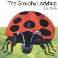 Eric Carle: Grouchy Ladybug 坏脾气瓢虫(卡板书) ISBN9780694013203