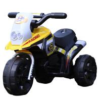 新款儿童电动车摩托车三轮车男女宝宝电瓶车可坐骑玩具车小孩童车