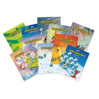蓝精灵图画故事书(第3辑,全10册,适合3-6岁儿童)