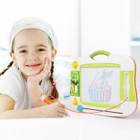 美��和���板磁性彩色涂�f板������板磁性��字板磁力�L板益智玩具