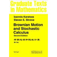 布朗运动和随机计算(第二版)(英文版)