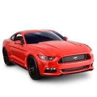 福特野马车模肌肉车改装仿真跑车合金汽车模型 车模型