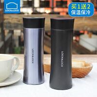 保温杯女学生韩版个性简约男士便携不锈钢水杯杯子