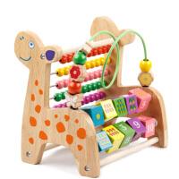 婴儿绕珠串珠益智玩具6-12个月男孩女宝宝1-2-3周岁儿童早教玩具