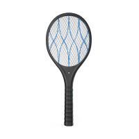 【好�】�蚊拍充�式��力�缥米�18650��池家用USB密�W大拍面�n�拍 �蚊拍(黑色)