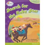 BR-IE-L6- 6 Search for the Ruby Star《寻找红宝石之星》ISBN 9789882299535