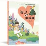 中国儿童经典系列桥梁书-遇见一只籁蛤蟆