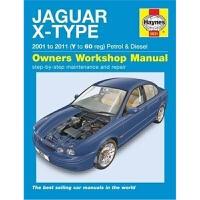 预订Jaguar X-Type Service And Repair Manual