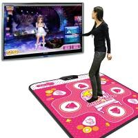 舞霸王 跳舞毯单人USB电脑专用加厚跳舞毯 跳舞机