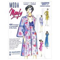 订阅 Moda Marfy 女士服装手绘 产品设计时尚杂志 意大利意大利文原版 年订1期