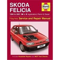 预订Skoda Felicia Owner's Workshop Manual