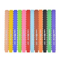 旗牌(Shachihata) KTX-300/12W创意拼接式水彩笔 水性勾线笔 12色套装当当自营