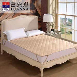 [当当自营]富安娜床垫纯棉保护垫 保暖厚床垫 均花 120*200