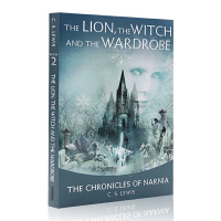 英文原版 Chronicles of Narnia The Lion The Witch The Wardrobe 纳