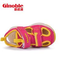 婴儿机能鞋宝宝学步鞋夏季男女童凉鞋学步鞋