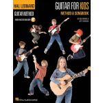 【预订】Guitar for Kids Method & Songbook: Hal Leonard Guitar M