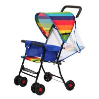 婴儿推车可坐可躺轻便折叠婴儿车高景观夏季儿童宝宝小孩手推车a318zf10