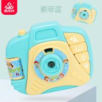 儿童照相机玩具音乐仿真可拍照投影早教女孩男孩宝宝儿歌小孩