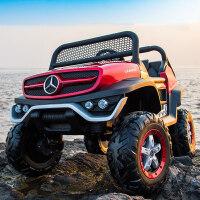 大型玩具车可坐人超大儿童电动汽车四轮四驱遥控宝宝小孩奔驰玩具车可坐人