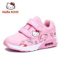 【到手价:109元】HELLO KITTY凯蒂猫童鞋女童运动鞋新款儿童运动鞋女孩公主鞋子K8543807