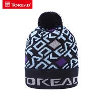 【疯狂让利一件3.5折】探路滑雪帽 18秋冬户外男/女通款舒适保暖滑雪帽ZELG90518