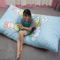 卡通儿童床垫子1.5m床午睡懒人沙发学生宿舍睡垫定制