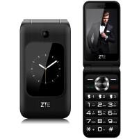 ZTE中兴V88 翻盖双屏移动联通双卡双待大字体大按键大声音男女款翻盖老人手机