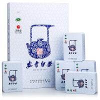 艺福堂 茶叶 绿茶 2018新茶新茶 正宗特级明前安吉白茶 150g 御品白茶叶礼盒