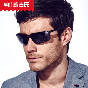 威古氏 偏光太阳镜 男士时尚驾驶太阳眼镜 8053