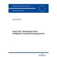 预订Smart Grid - Rechtsfragen eines intelligenten Energieverso