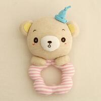 安抚玩具 手摇铃玩具 婴儿安抚玩偶 宝宝用品手工布艺diy材料包