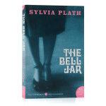 钟形罩 The Bell Jar英文原版小说 美国当代文学 英文版 普利策奖得 主自传体小说 进口正版书